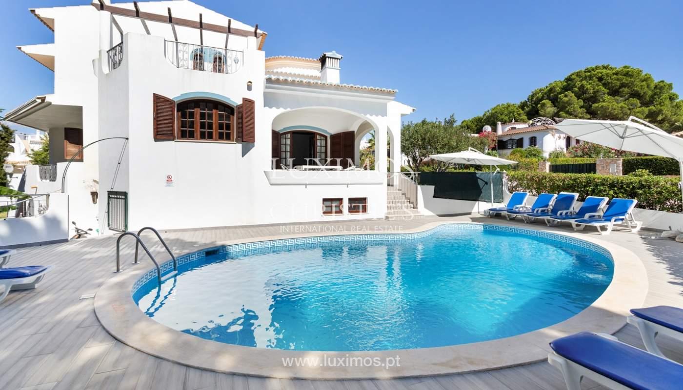 4 bedroom villa with swimming pool, next to the Golf, Vilamoura, Algarve_178672