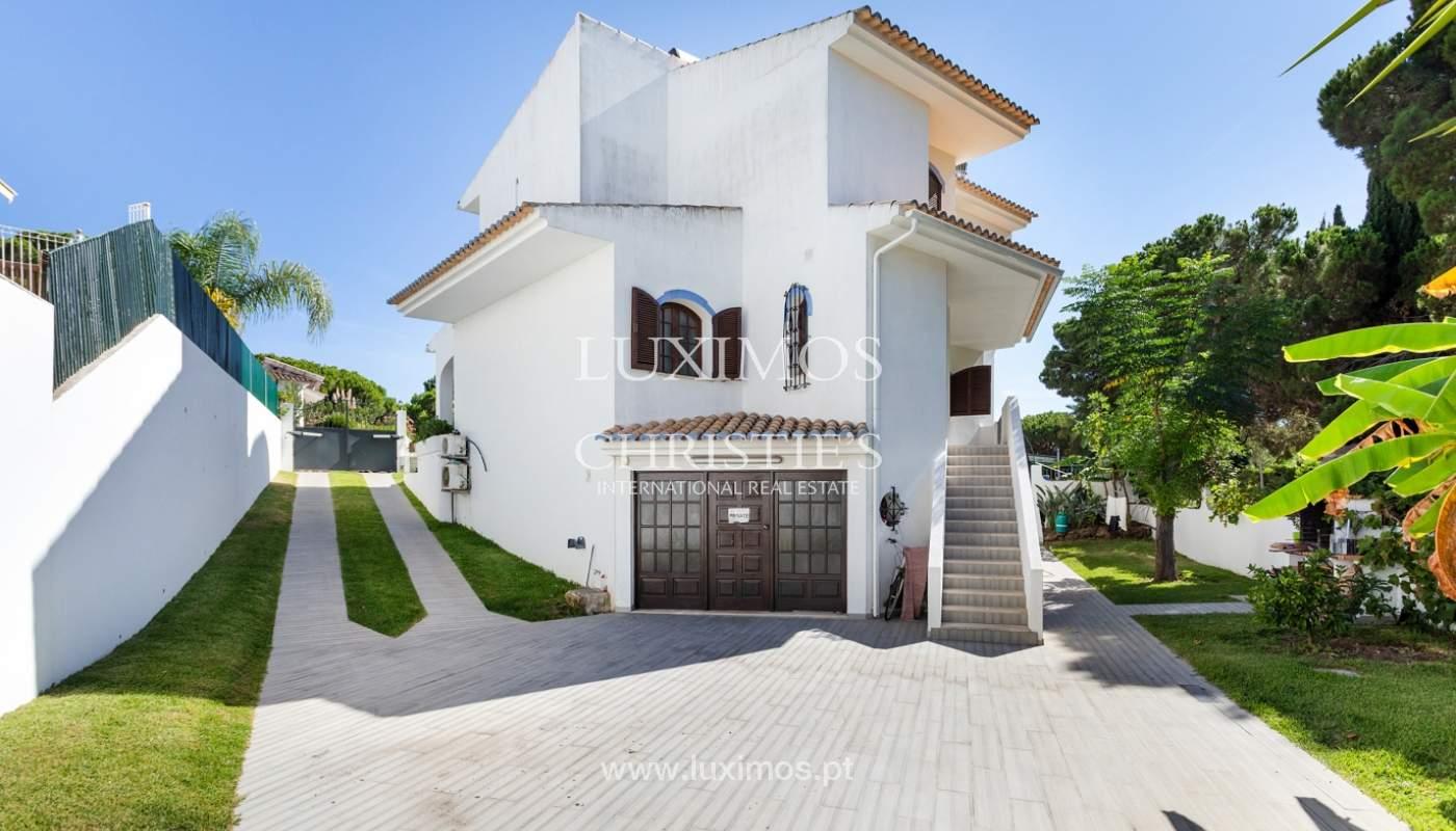 4 bedroom villa with swimming pool, next to the Golf, Vilamoura, Algarve_178673