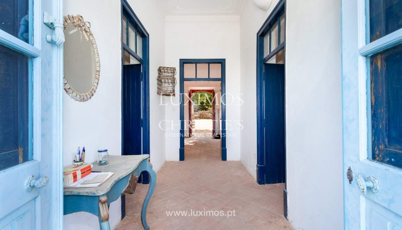 Villa tradicional con vistas al mar y a la montaña, Loulé, Algarve_178705