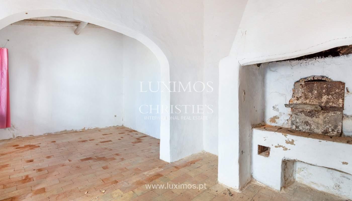 Villa tradicional con vistas al mar y a la montaña, Loulé, Algarve_178707