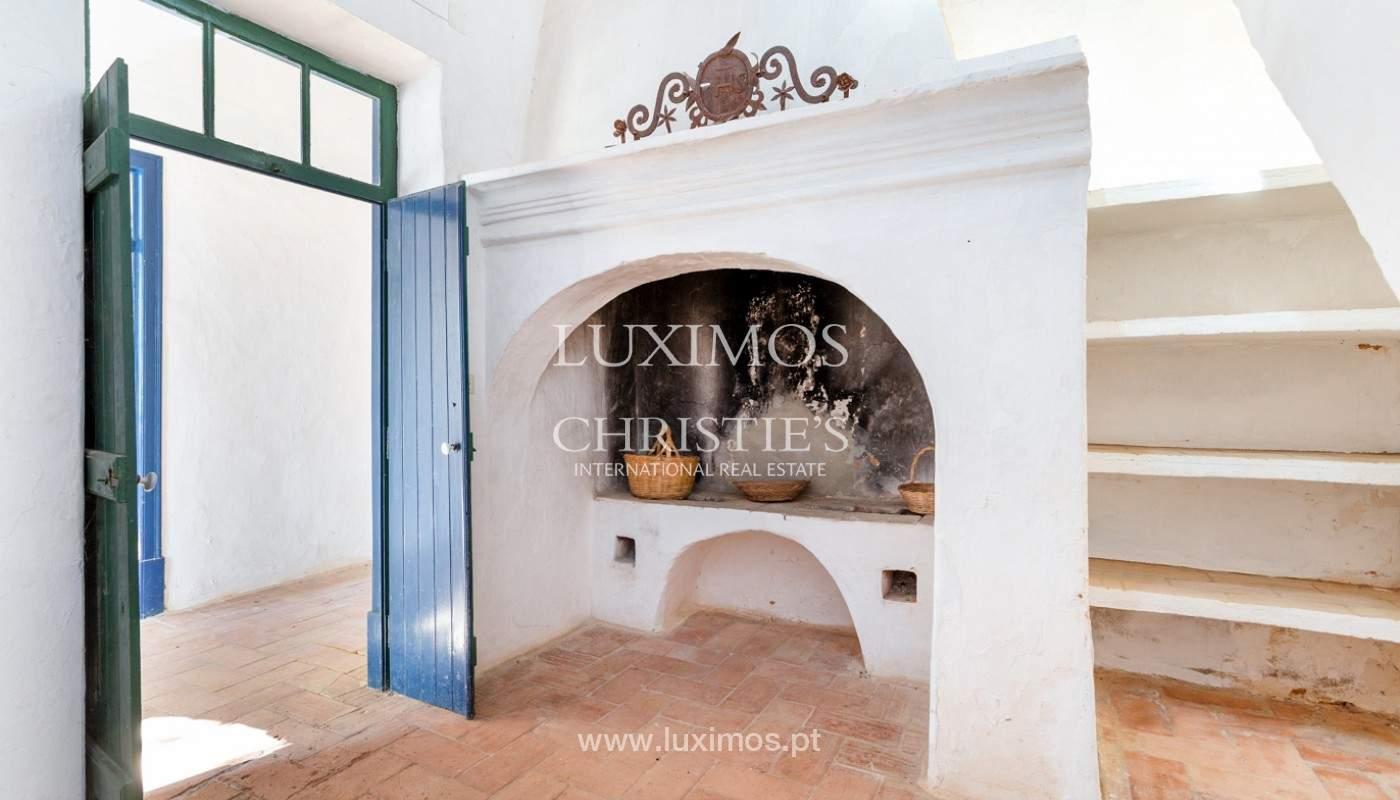 Villa tradicional con vistas al mar y a la montaña, Loulé, Algarve_178708