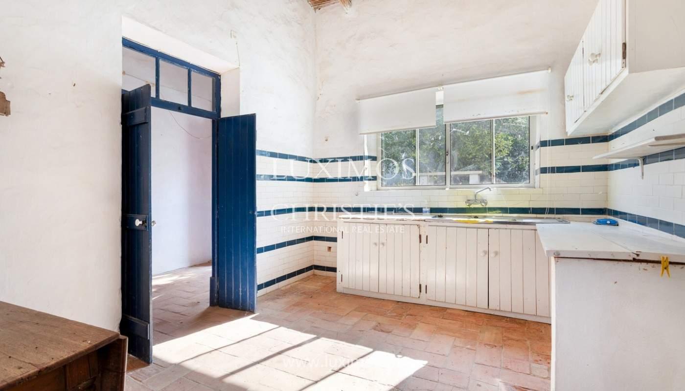 Villa tradicional con vistas al mar y a la montaña, Loulé, Algarve_178712