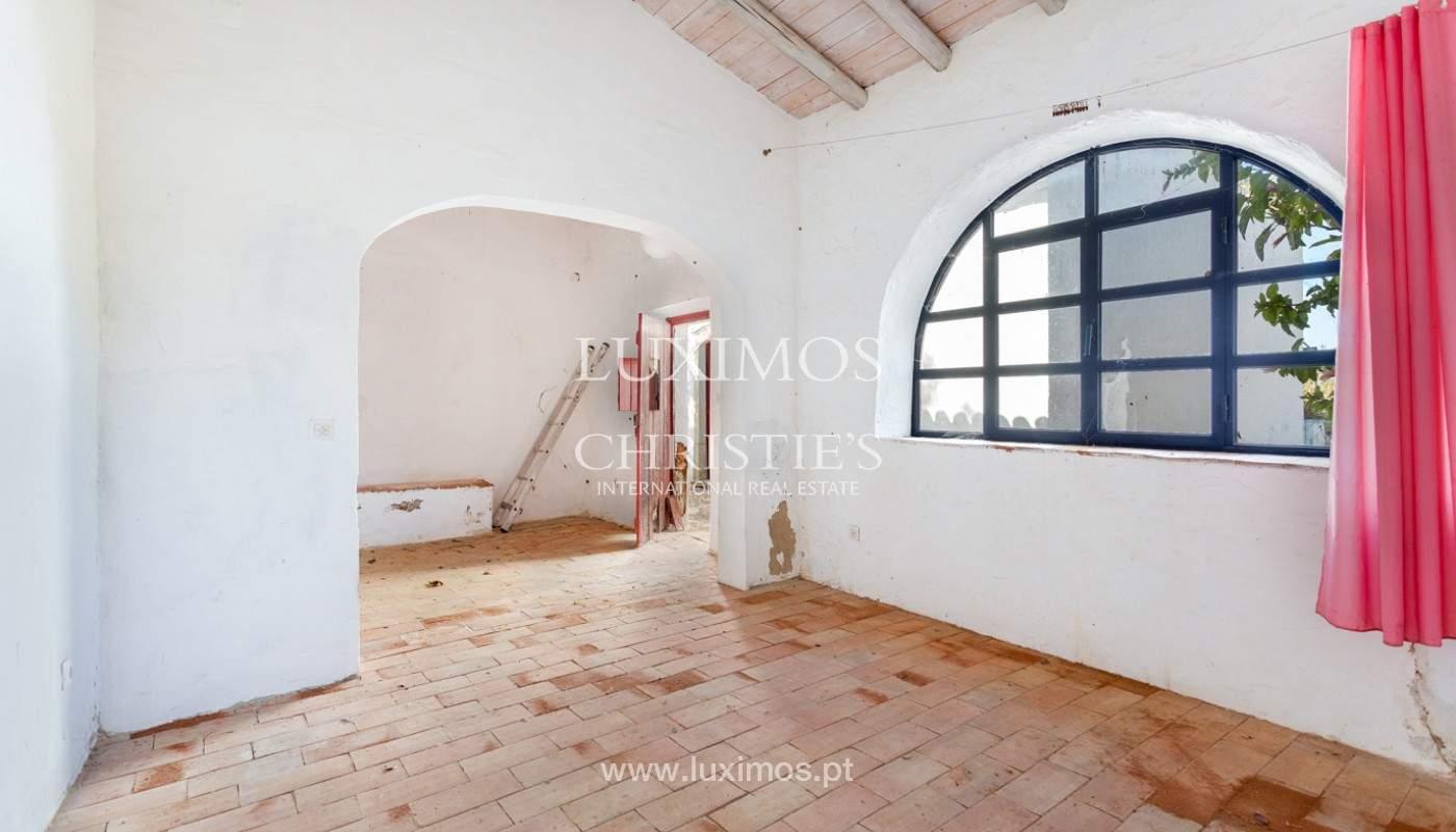 Villa tradicional con vistas al mar y a la montaña, Loulé, Algarve_178713