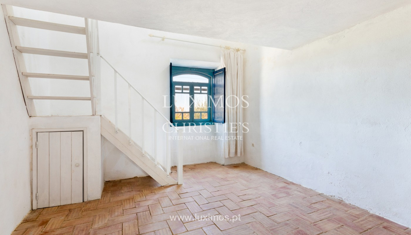 Villa tradicional con vistas al mar y a la montaña, Loulé, Algarve_178716