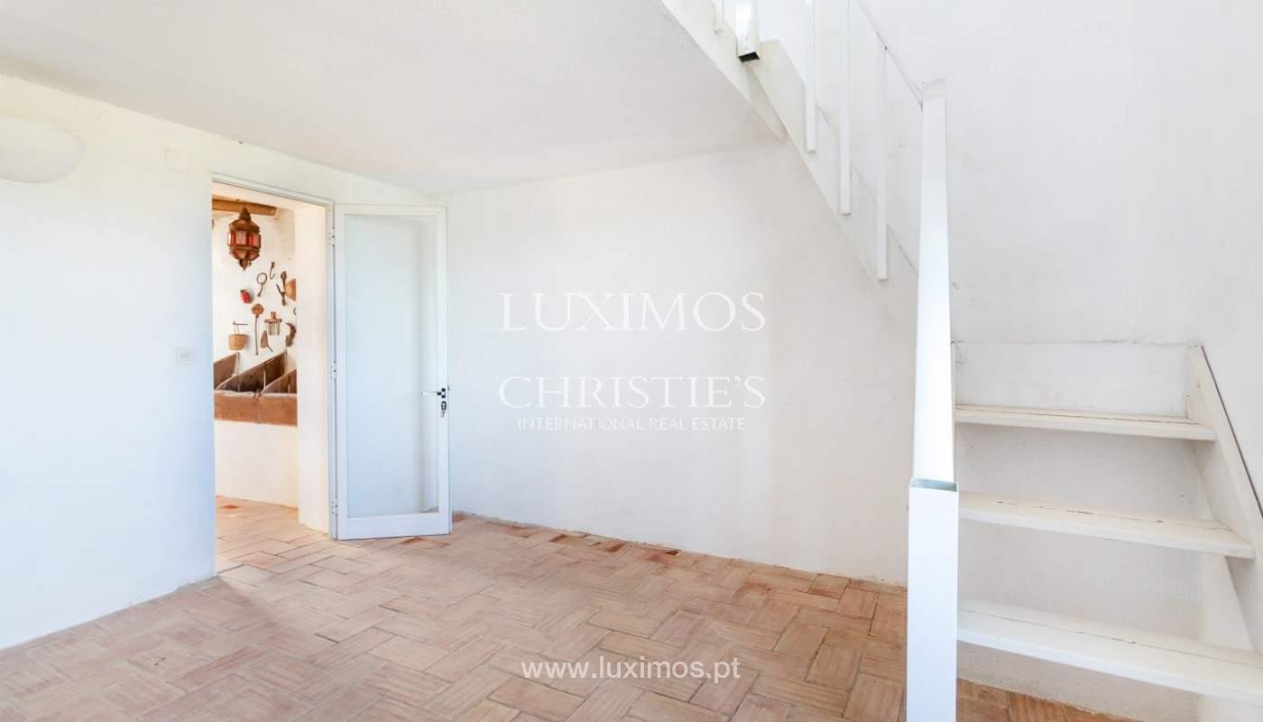 Villa tradicional con vistas al mar y a la montaña, Loulé, Algarve_178719
