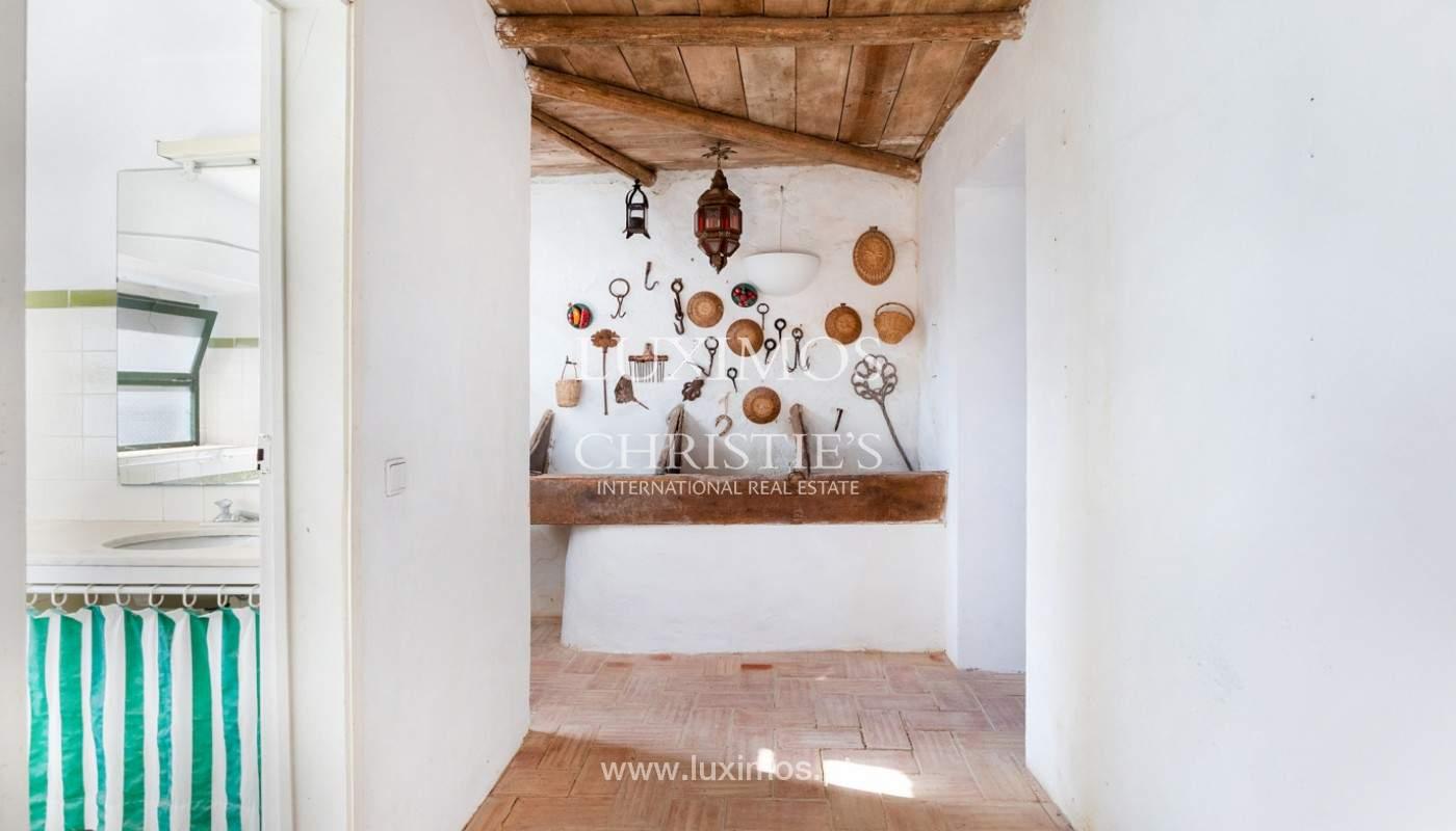 Villa tradicional con vistas al mar y a la montaña, Loulé, Algarve_178720