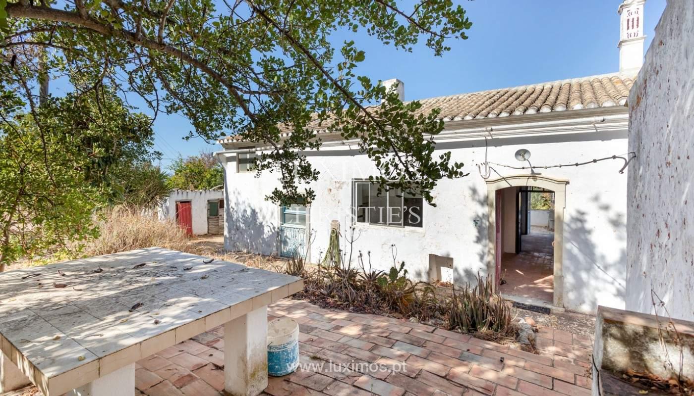 Villa tradicional con vistas al mar y a la montaña, Loulé, Algarve_178724