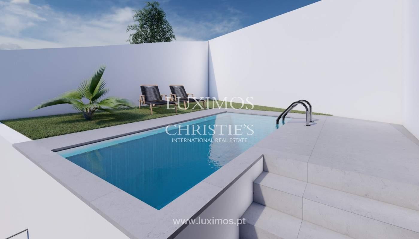 Villa mit 2 Schlafzimmern und Blick auf den Fluss Arade, Ferragudo, Algarve_178760