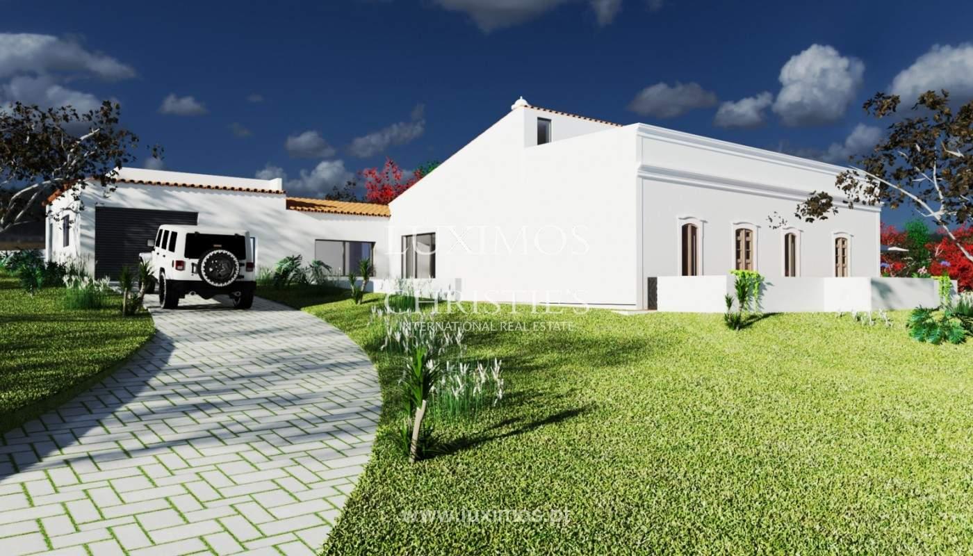 Villa tradicional con vistas al mar y a la montaña, Loulé, Algarve_178810