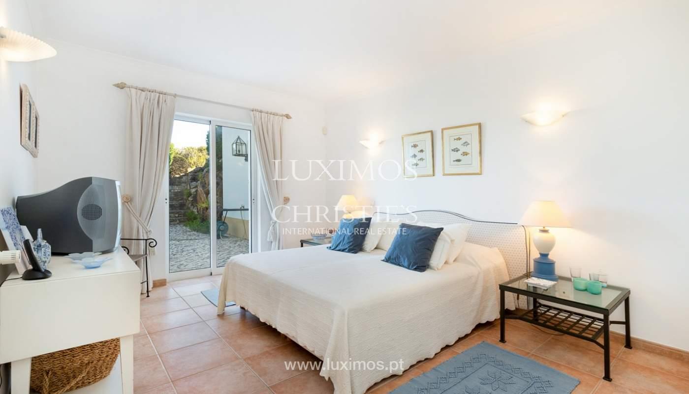 Moradia V4 com vistas para o mar e serra, Lagos, Algarve_178963