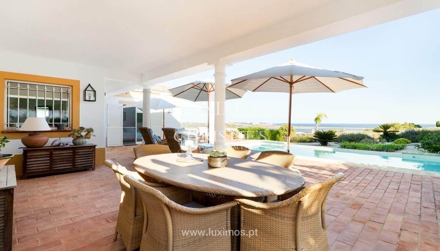 Moradia V4 com vistas para o mar e serra, Lagos, Algarve_178972