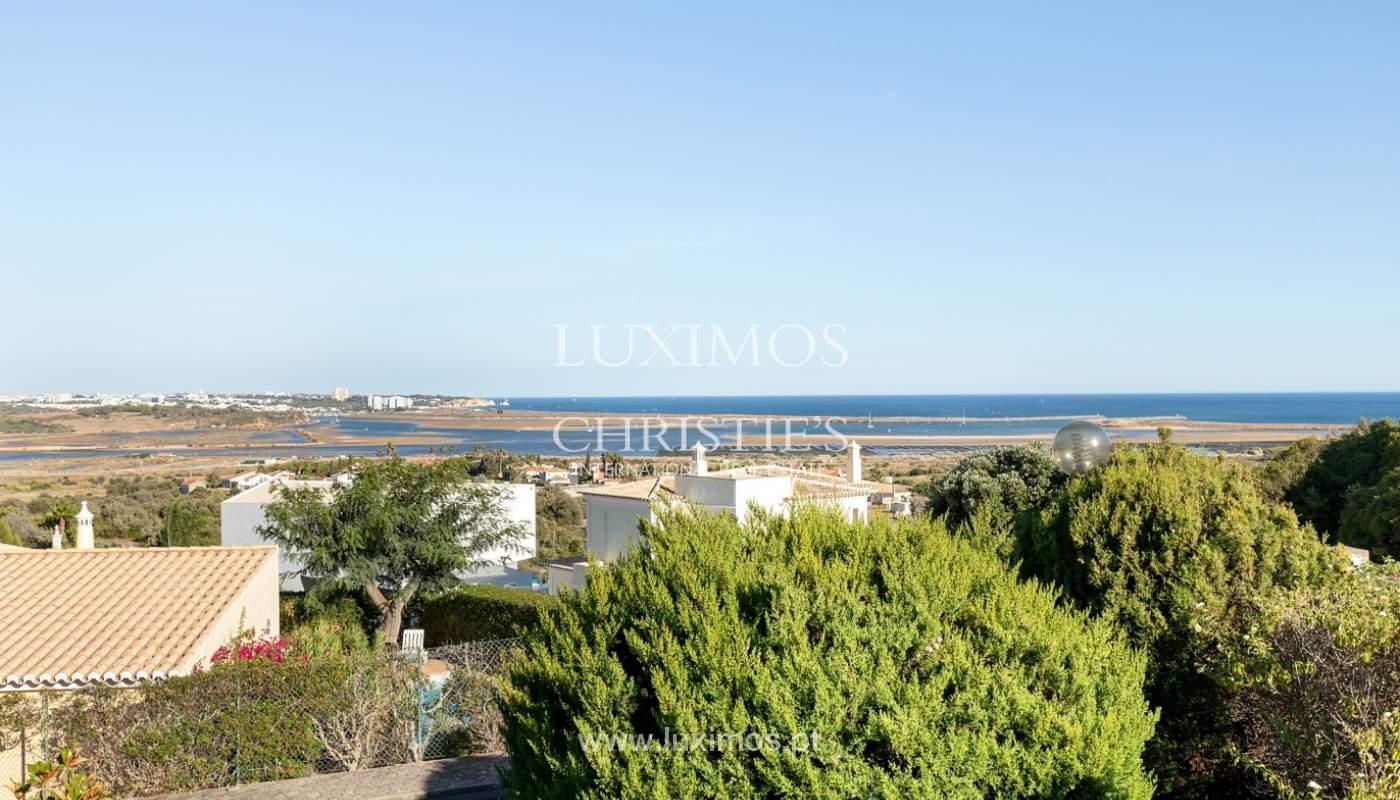 Moradia V4 com vistas para o mar e serra, Lagos, Algarve_178974