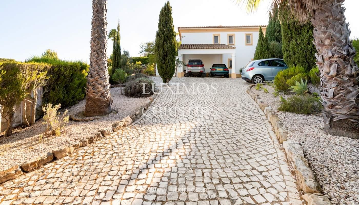 Moradia V4 com vistas para o mar e serra, Lagos, Algarve_178980