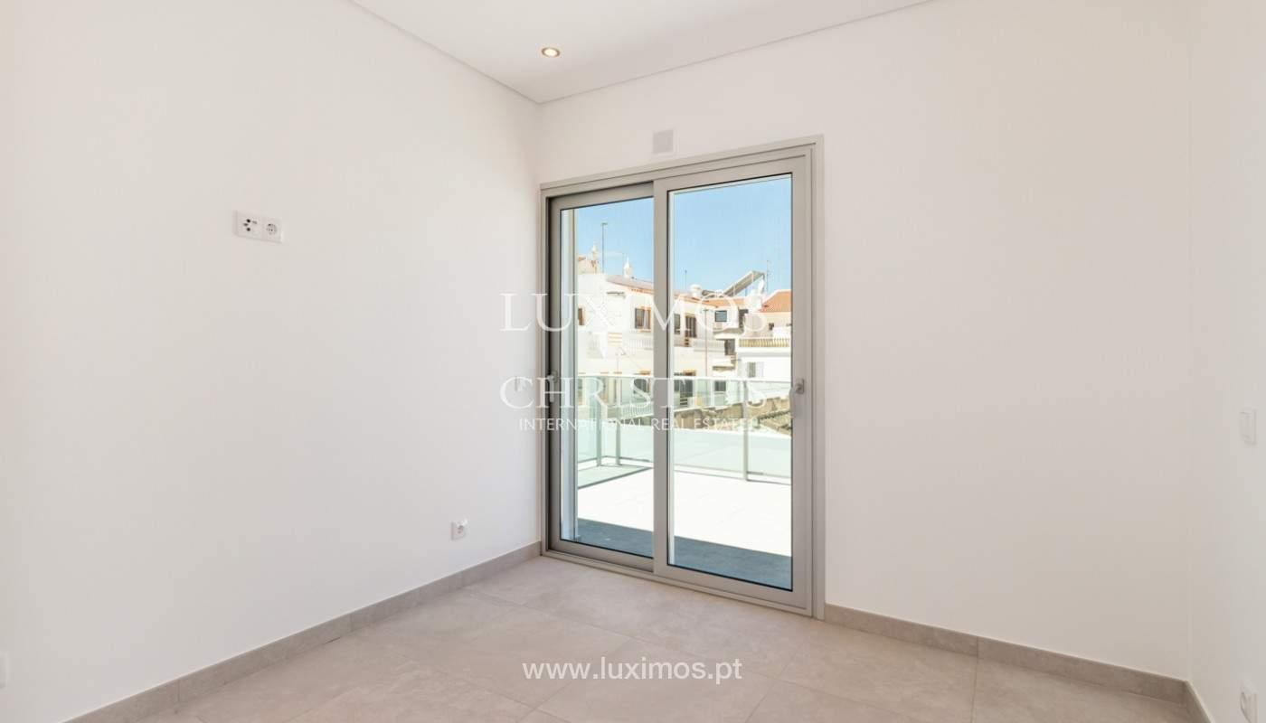 Moderno apartamento de 2 dormitorios, con vista al mar, Albufeira, Algarve_179148