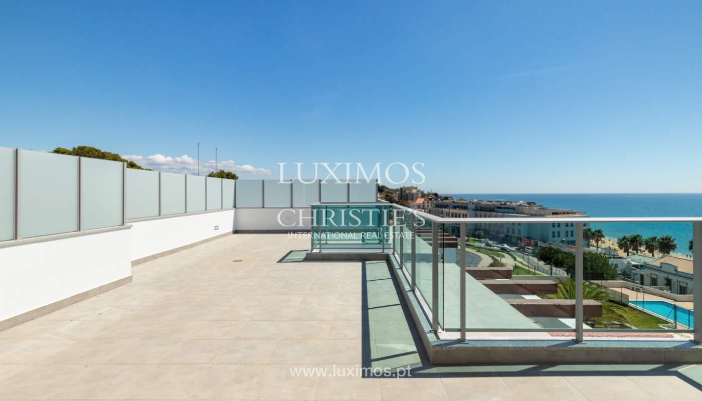 Moderno apartamento de 2 dormitorios, con vista al mar, Albufeira, Algarve_179157