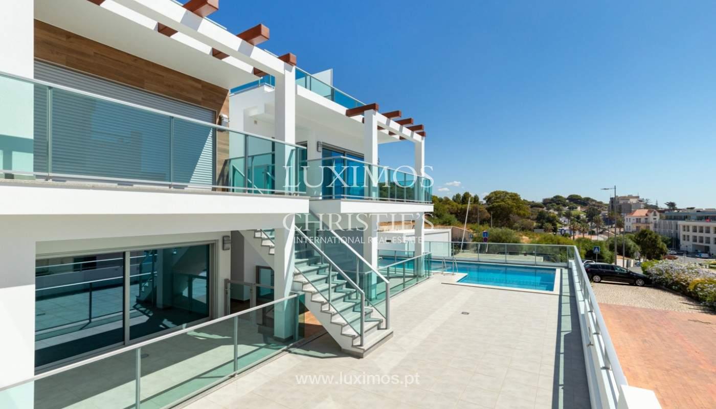 Moderno apartamento de 2 dormitorios, con vista al mar, Albufeira, Algarve_179158