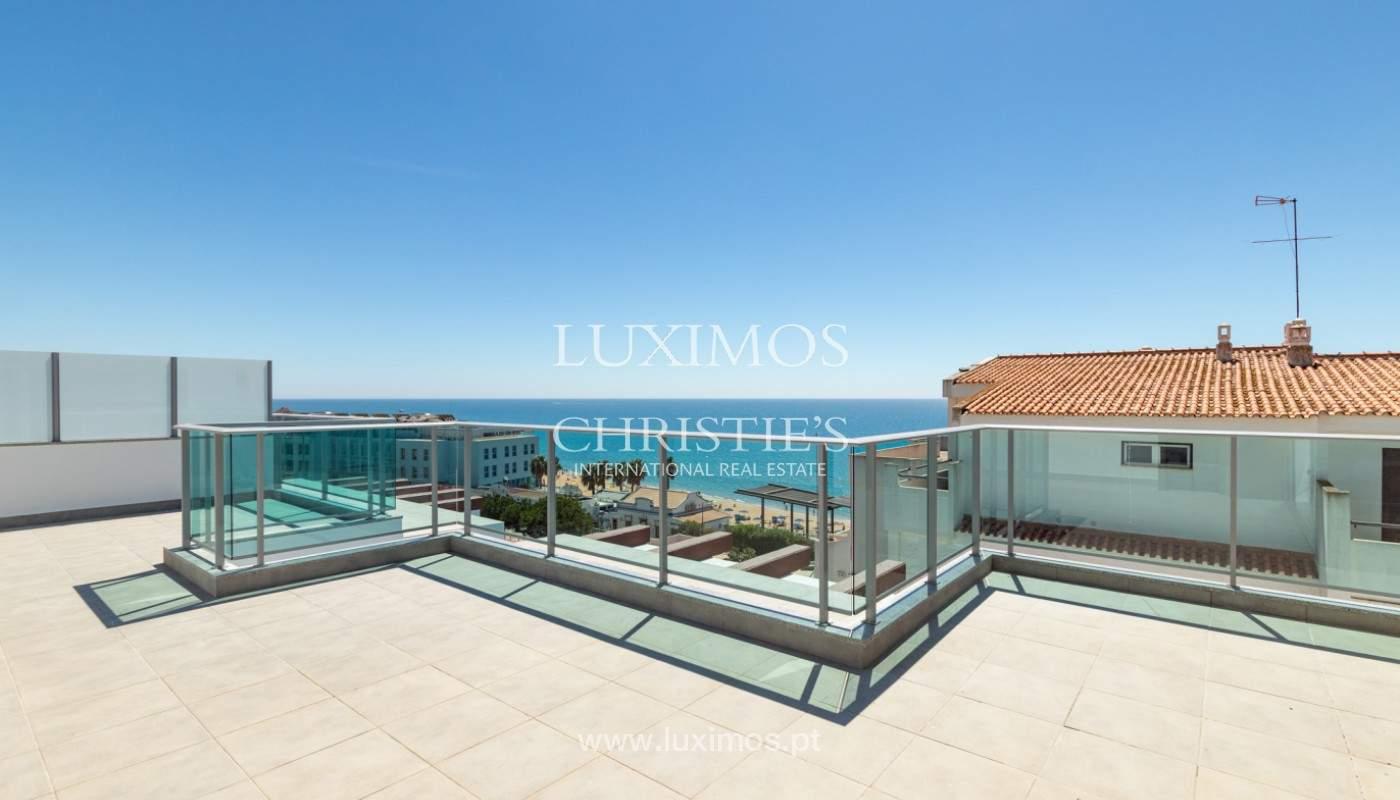 Moderno apartamento de 2 dormitorios, con vista al mar, Albufeira, Algarve_179159