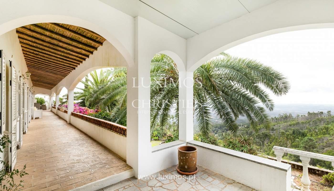 Landhaus mit Meer- und Bergblick, Monchique, Algarve_179338