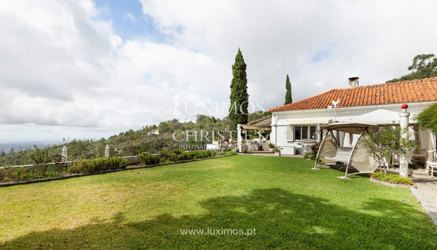 Landhaus mit Meer- und Bergblick, Monchique, Algarve_179341