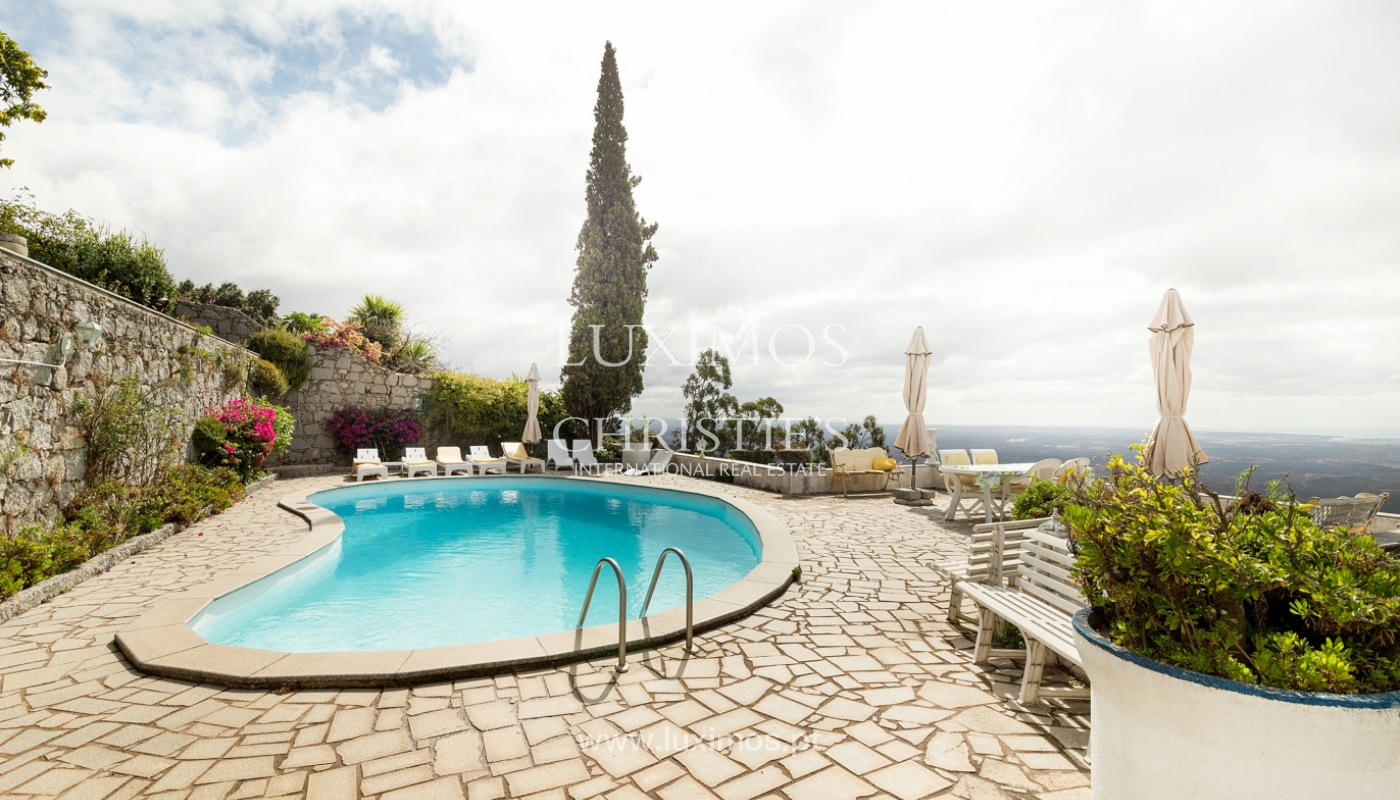 Landhaus mit Meer- und Bergblick, Monchique, Algarve_179346