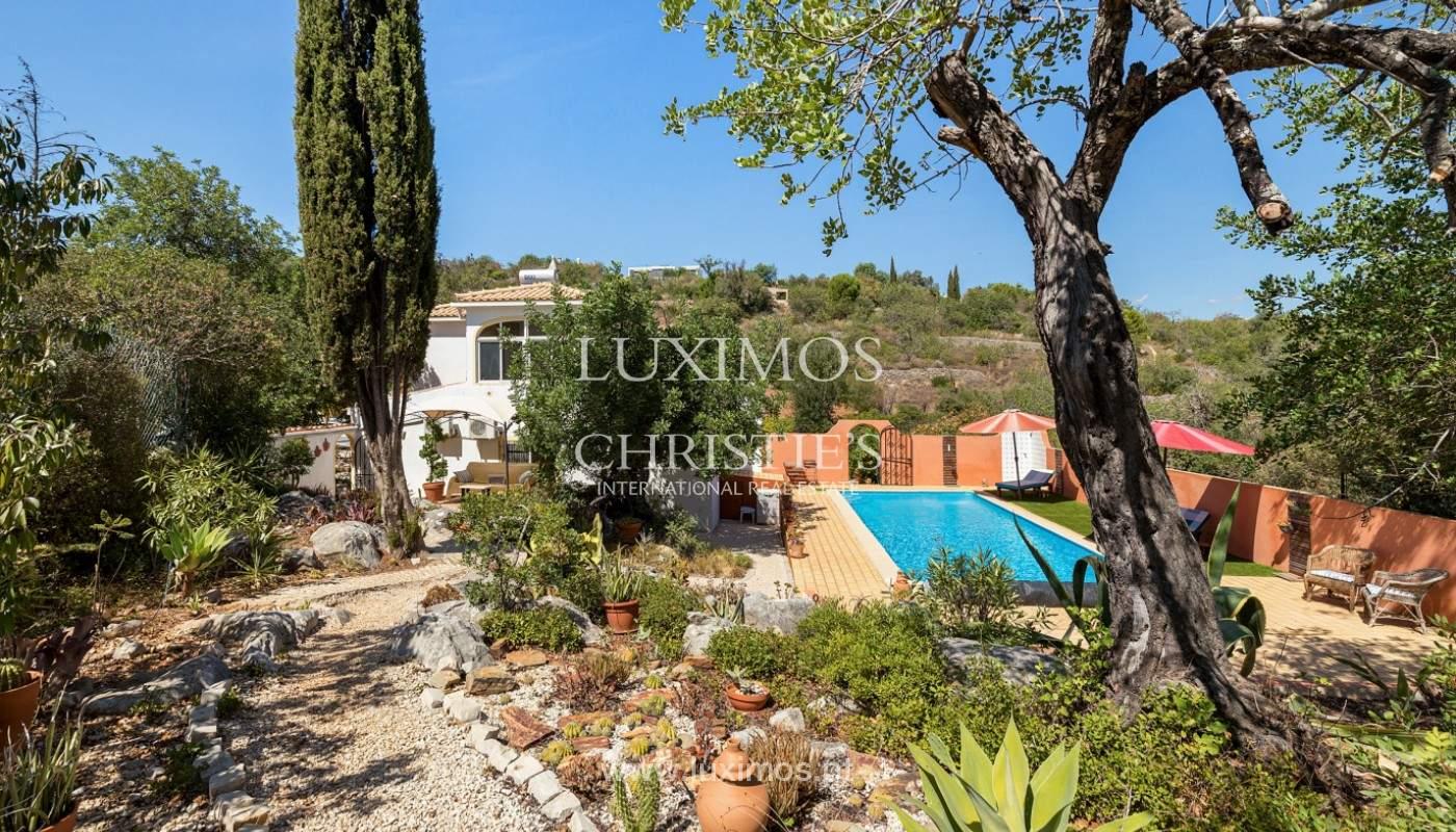 Pitoresca moradia V4, com vistas para a serra, Loulé, Algarve_179443