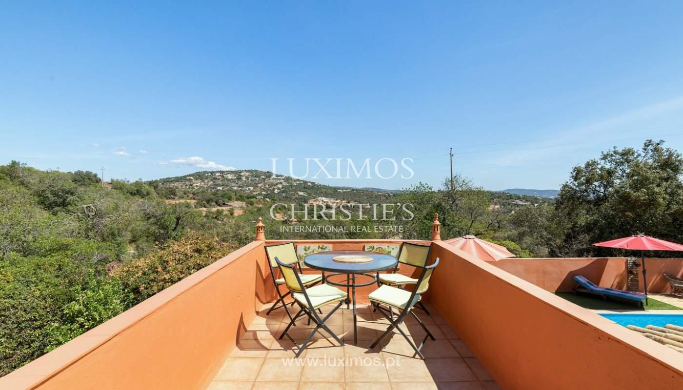 Pitoresca moradia V4, com vistas para a serra, Loulé, Algarve_179450
