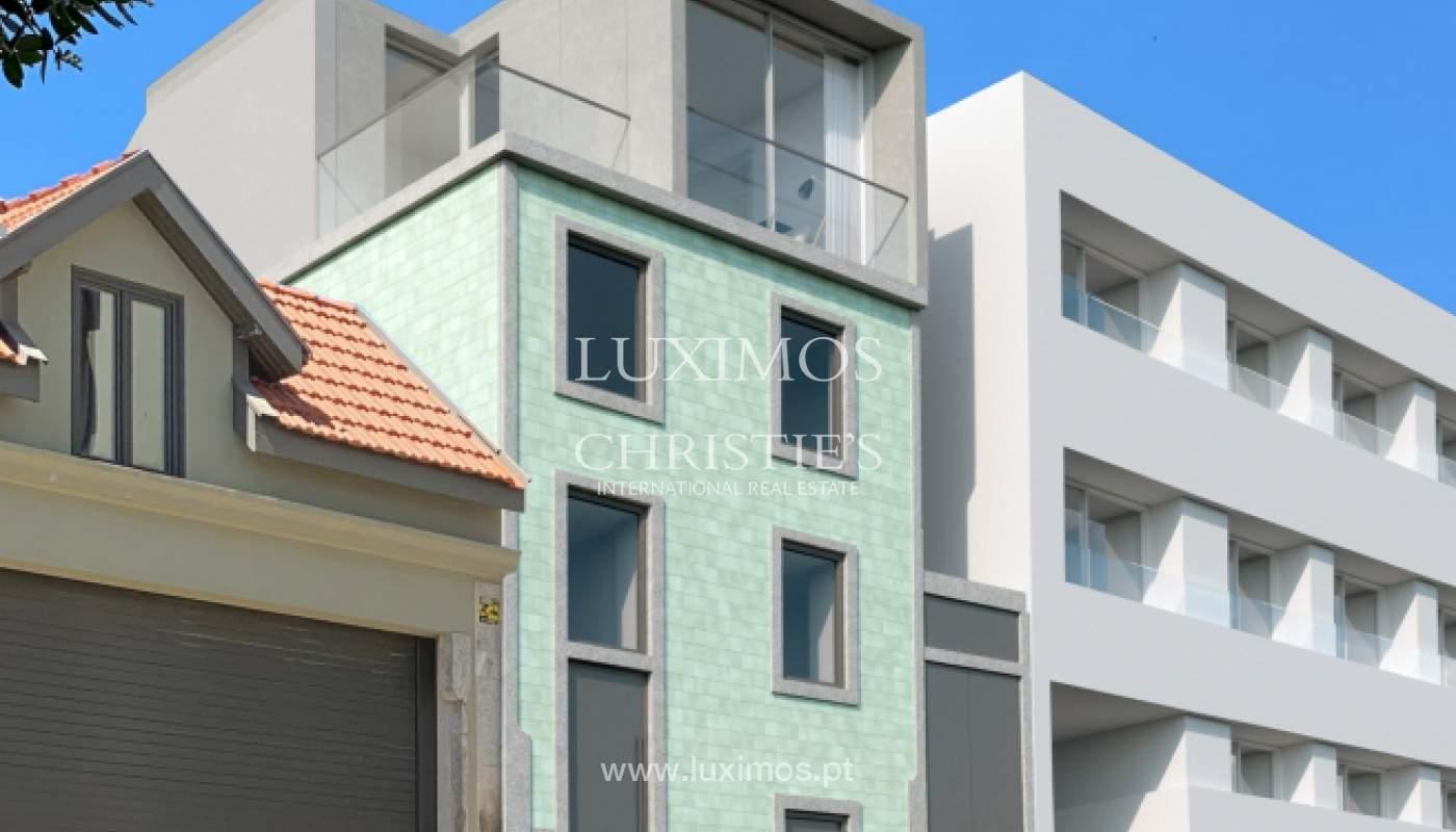 Ático de 2 dormitorios con terraza, en venta, en Foz do Douro, Oporto Portugal_179499