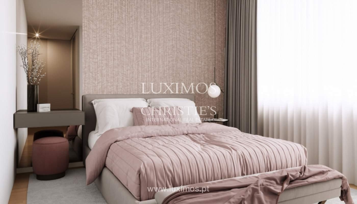 Ático de 2 dormitorios con terraza, en venta, en Foz do Douro, Oporto Portugal_179503