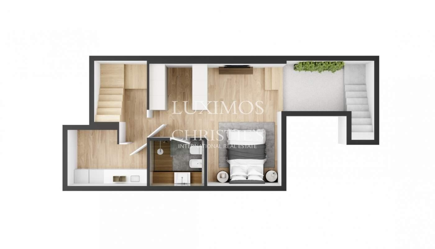 Apartment T2 +1 Duplex with garden, for sale, in Foz do Douro, Porto, Portugal_179509