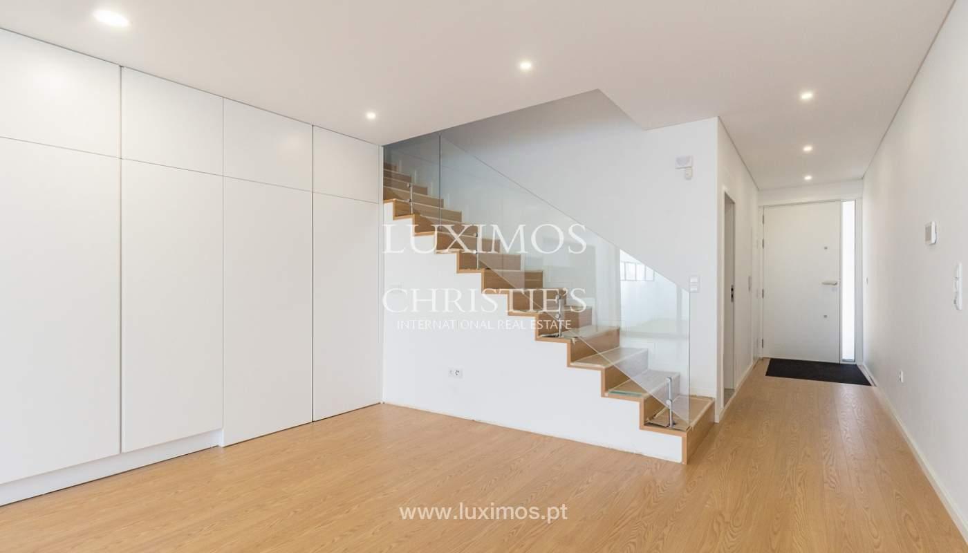 New 4 bedroom house with garden, for sale, in Boavista, Porto, Portugal_179601