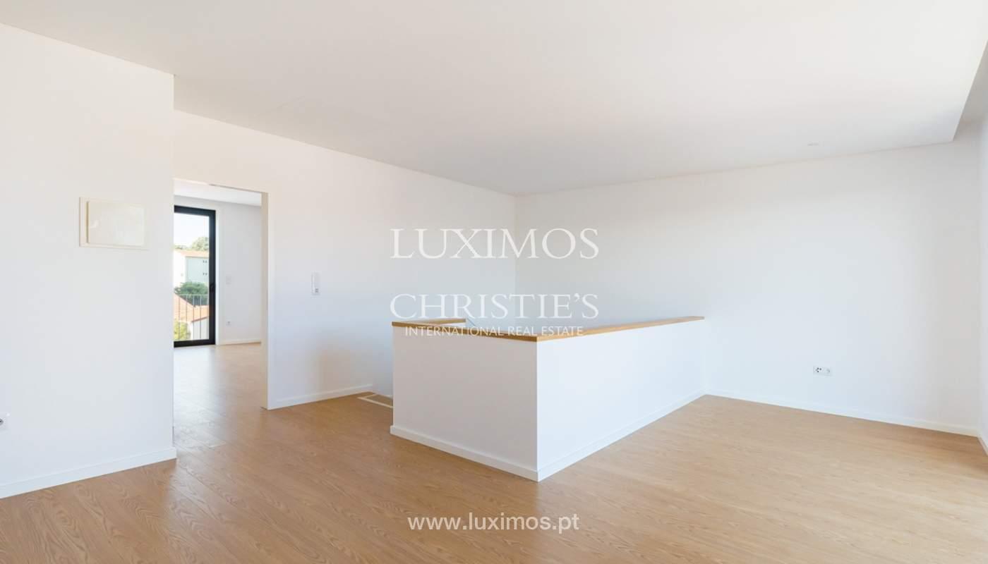 New 4 bedroom house with garden, for sale, in Boavista, Porto, Portugal_179602