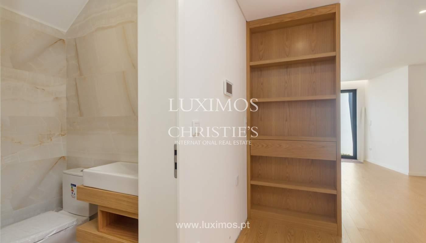 New 4 bedroom house with garden, for sale, in Boavista, Porto, Portugal_179615