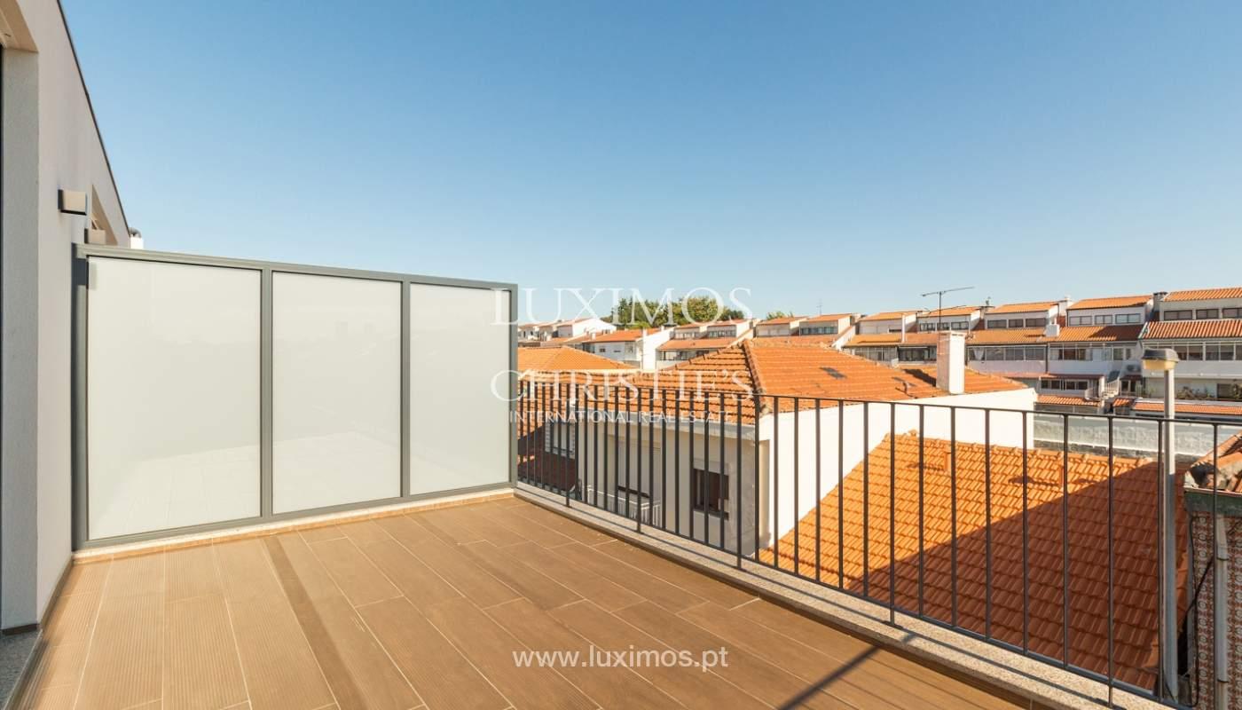 New 4 bedroom house with garden, for sale, in Boavista, Porto, Portugal_179620