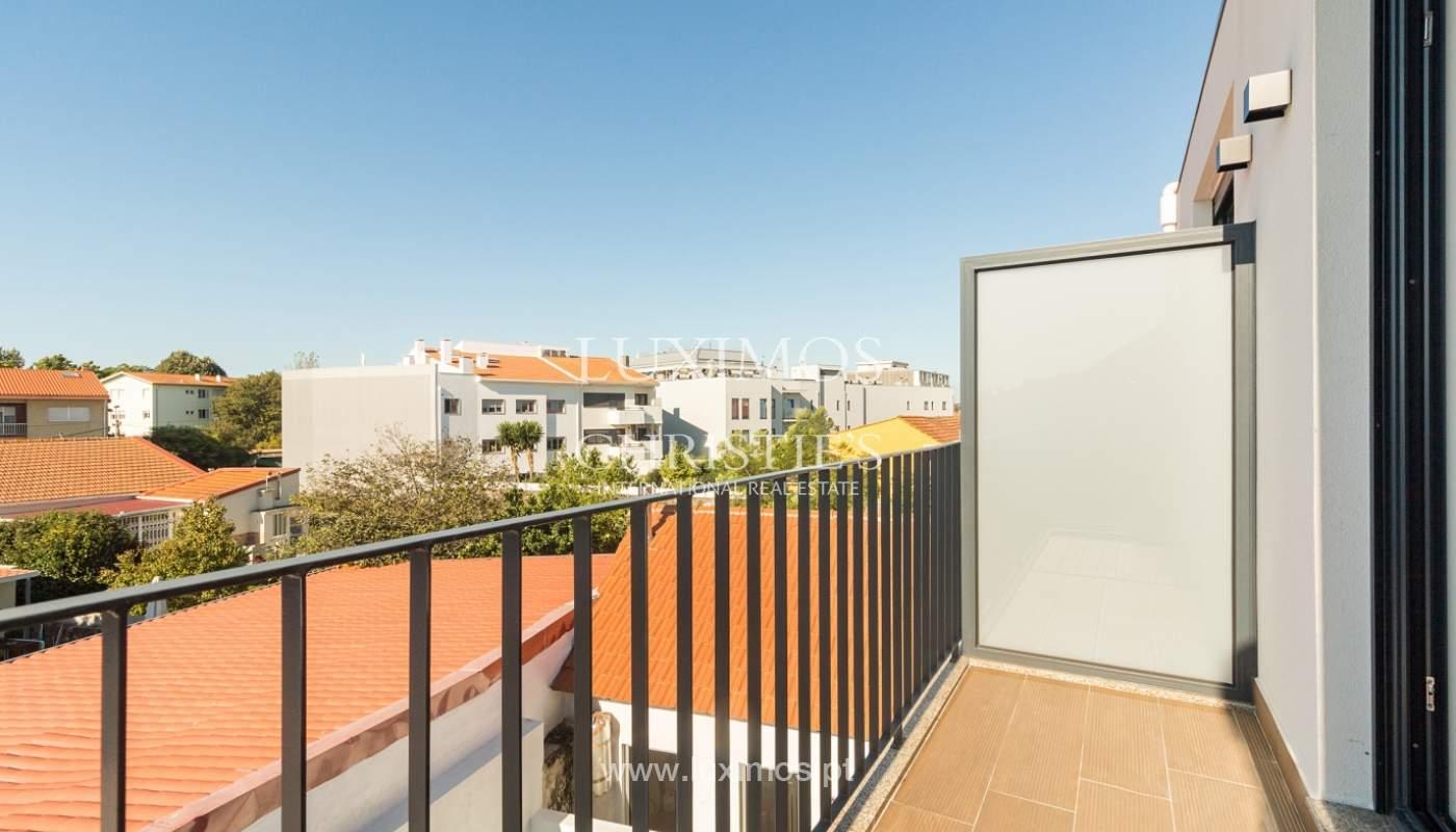 New 4 bedroom house with garden, for sale, in Boavista, Porto, Portugal_179621