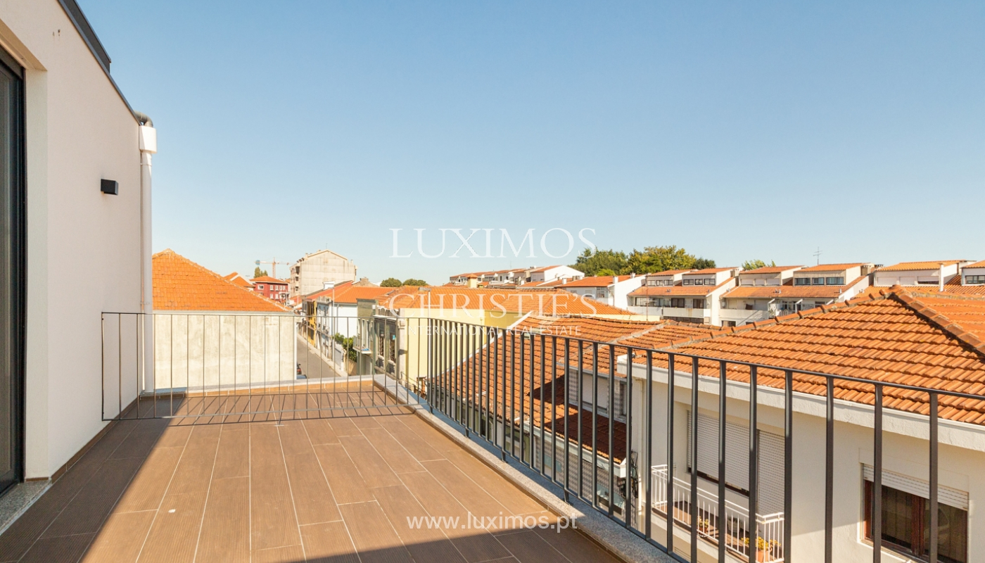 New 4 bedroom house with garden, for sale, in Boavista, Porto, Portugal_179623