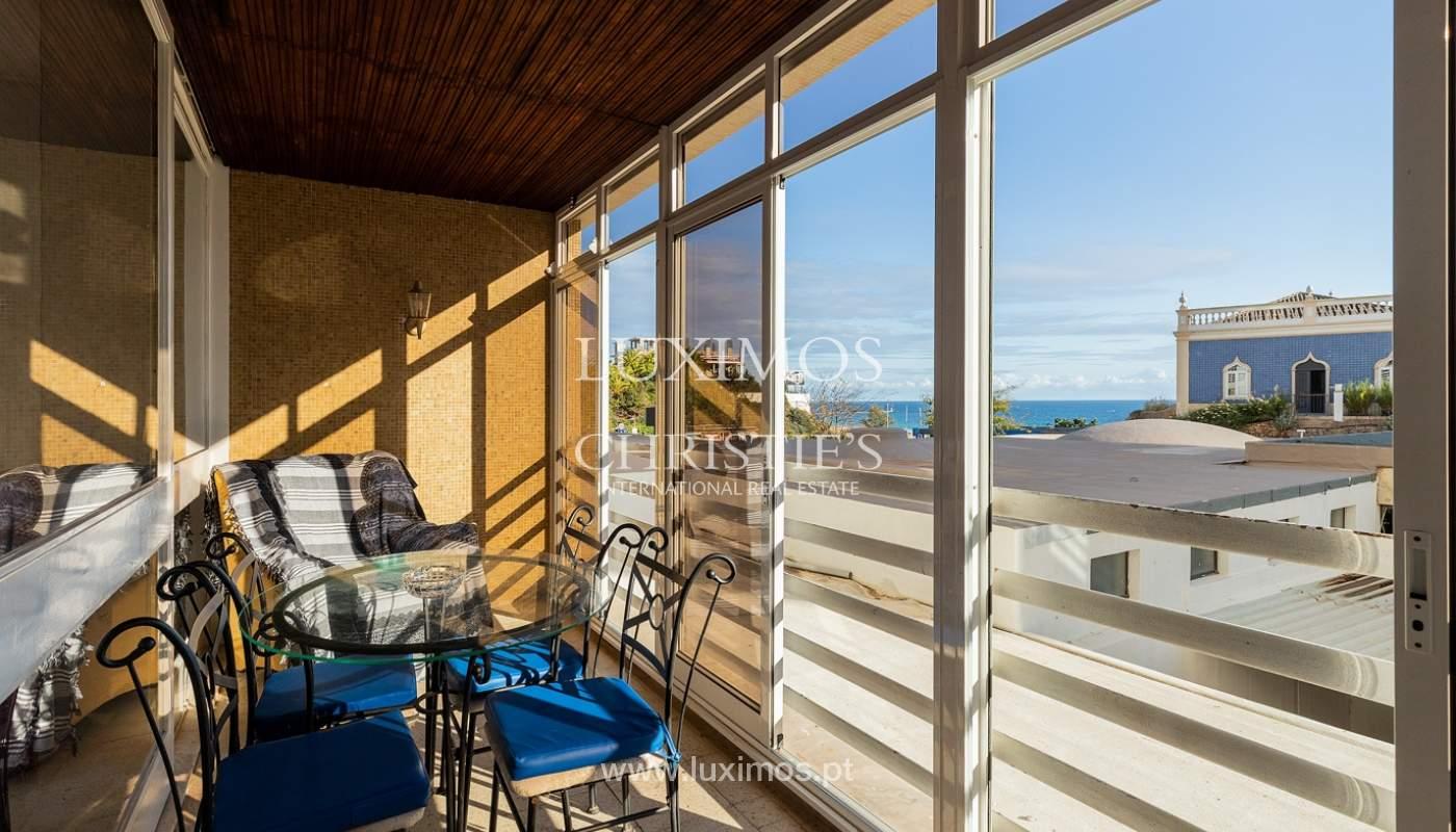 4 Schlafzimmer Duplex-Wohnung, mit Meerblick, Praia da Rocha, Algarve_179744