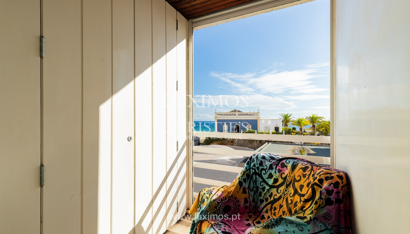4 Schlafzimmer Duplex-Wohnung, mit Meerblick, Praia da Rocha, Algarve_179745