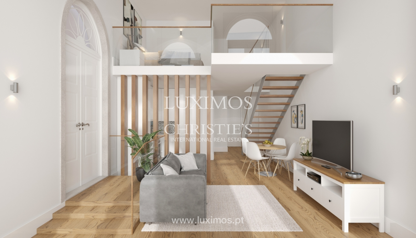 New apartment with mezzanine and terrace, for sale, in V. N. Gaia, Portugal_179749