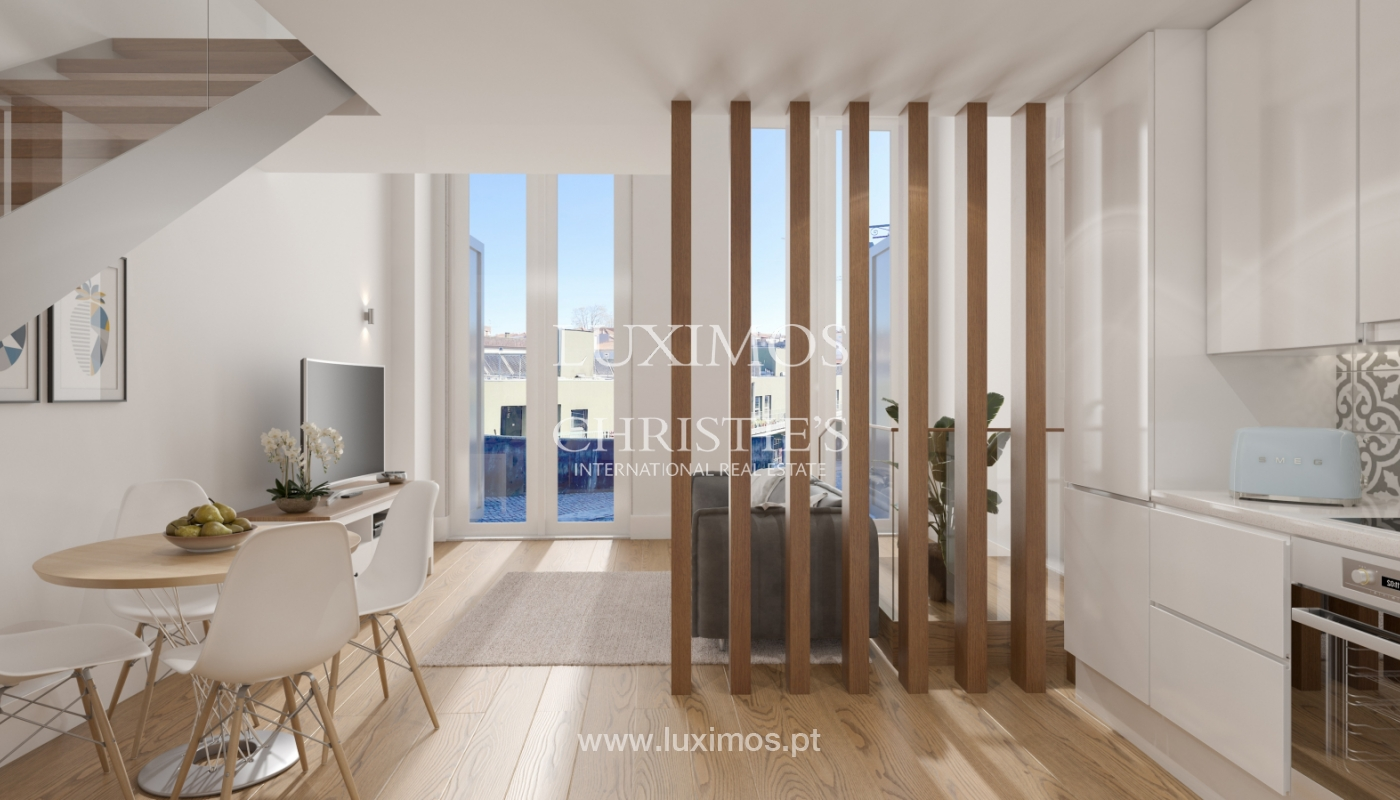 New apartment with mezzanine and terrace, for sale, in V. N. Gaia, Portugal_179751