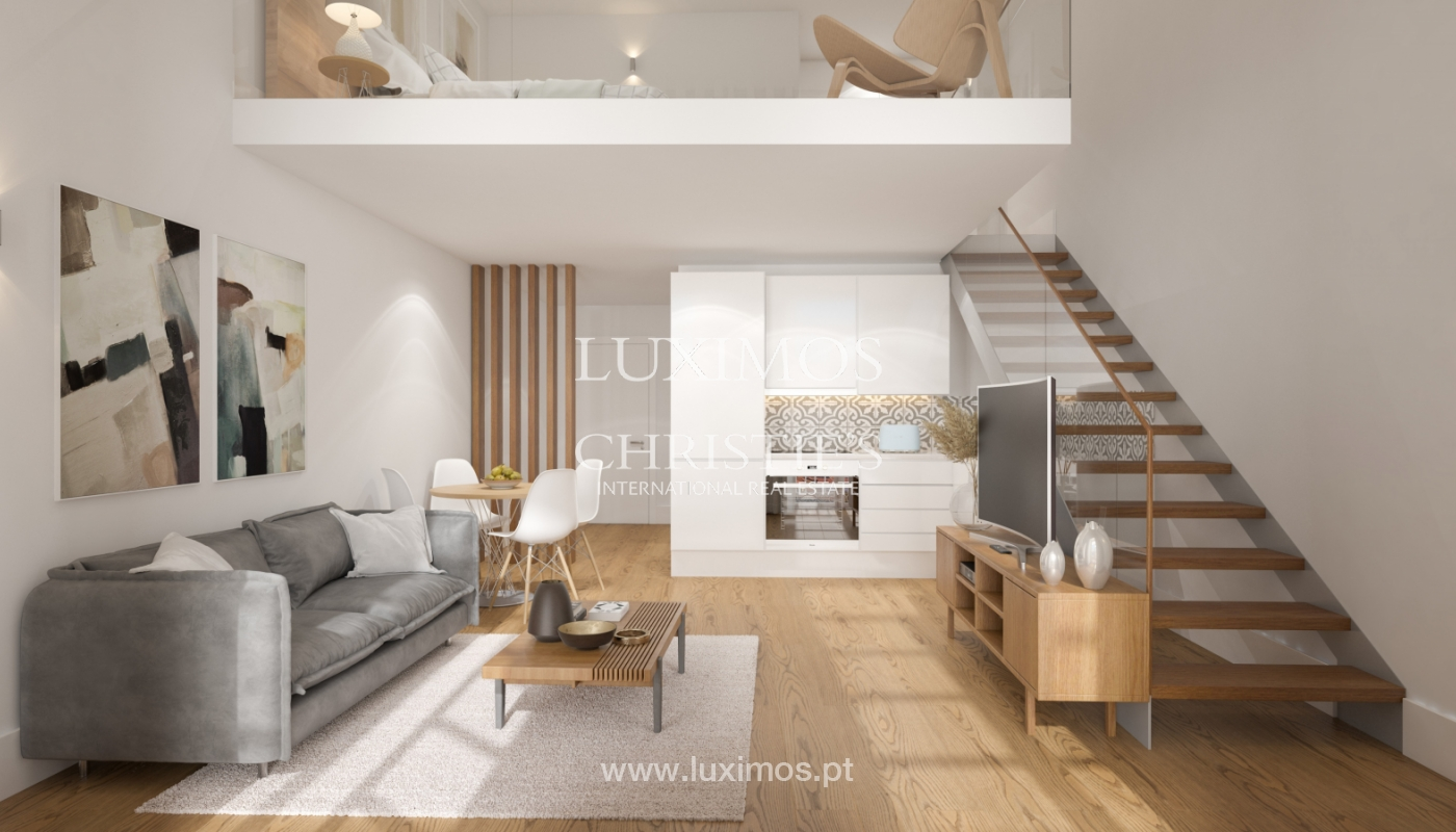 Apartamento novo com terraço, para venda, em V. N. Gaia_179857