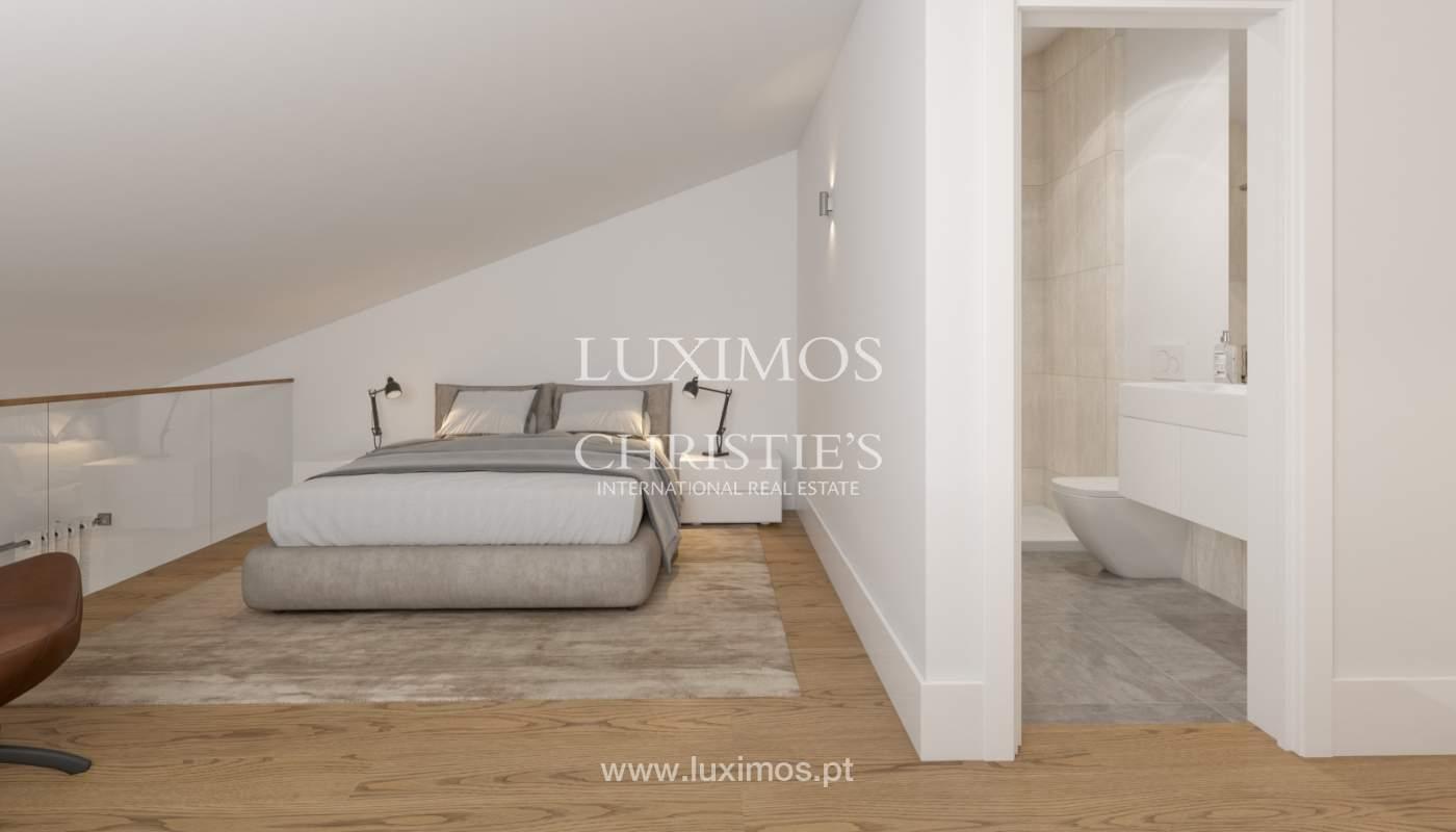 Apartamento novo com mezzanine e varanda, para venda, em V. N. Gaia_179887