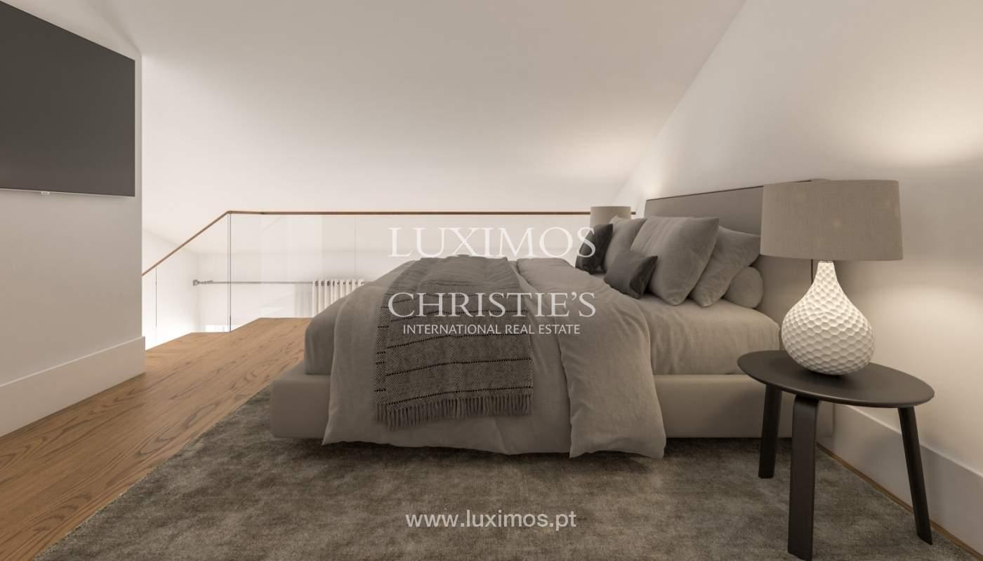 Piso nuevo con altillo y balcón, en venta, en V. N. Gaia, Portugal_179896