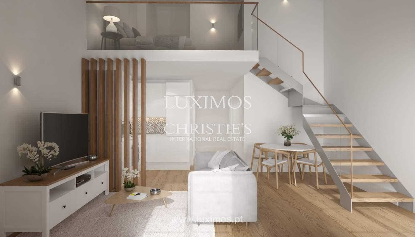 Piso nuevo con altillo y balcón, en venta, en V. N. Gaia, Portugal_179897