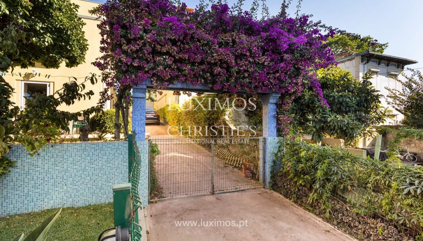 5+2 Schlafzimmer Freistehendes Haus mit Garten, zu verkaufen, in Porto, Portugal_179942