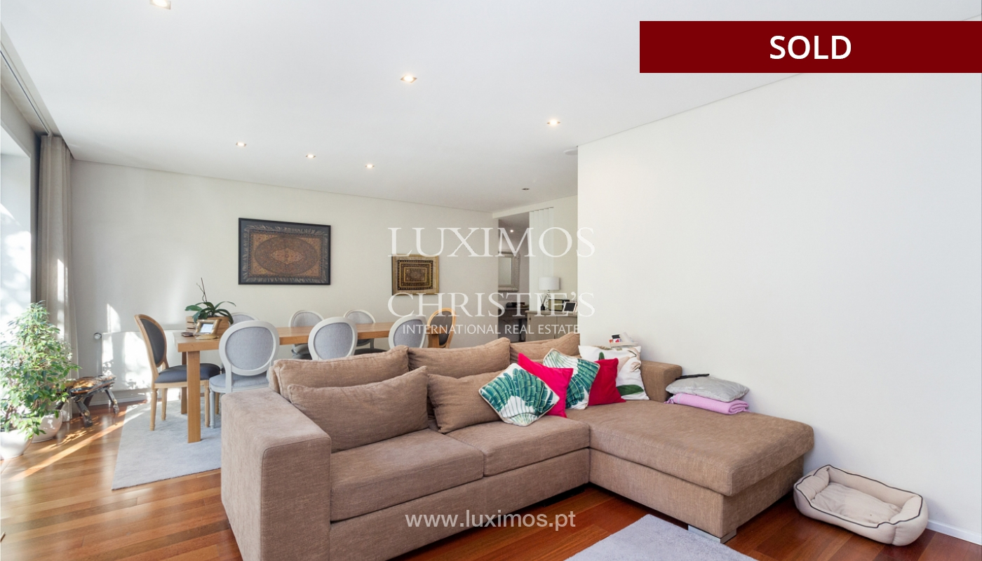3-Zimmer-Wohnung mit Fluss- und Meerblick, zu verkaufen, in Lordelo do Ouro, Porto, Portugal_180047