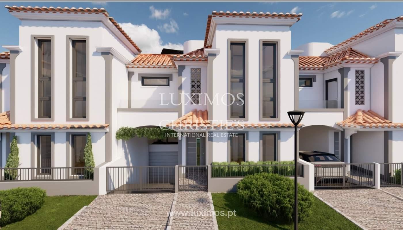 Plot of land for construction of villa, Lagoa, Algarve_180085