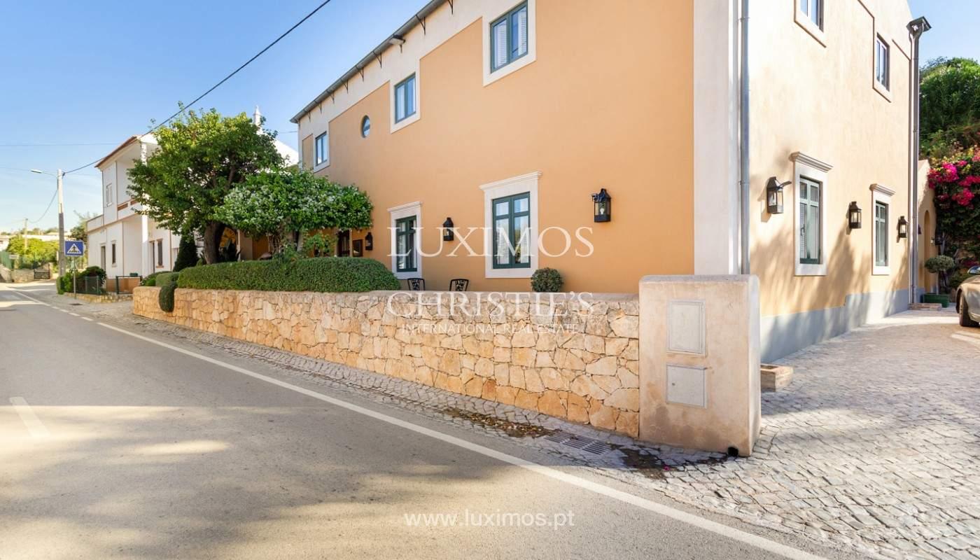Fantastische Villa mit Garten und Pool und Gebäude für gewerbliche Tätigkeit, Algarve_180316