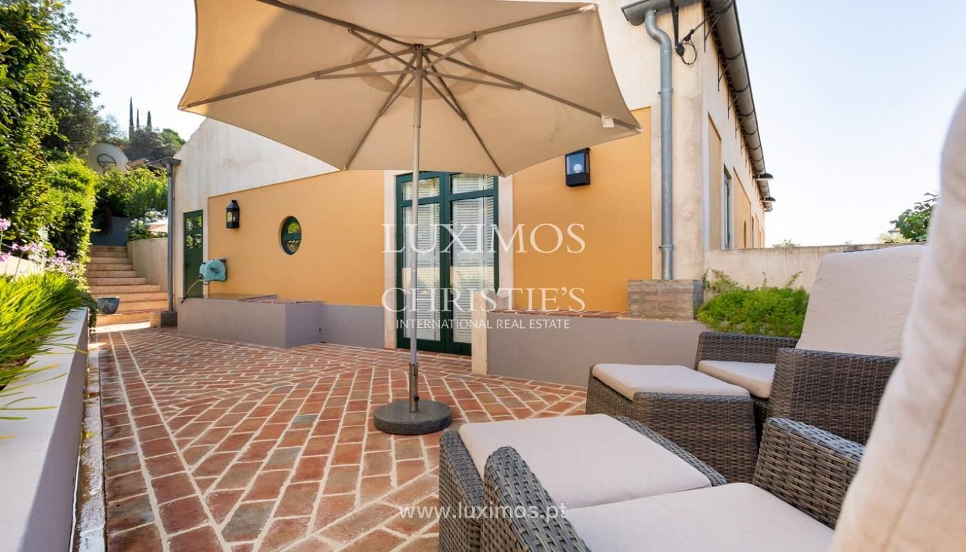 Fantastische Villa mit Garten und Pool und Gebäude für gewerbliche Tätigkeit, Algarve_180332