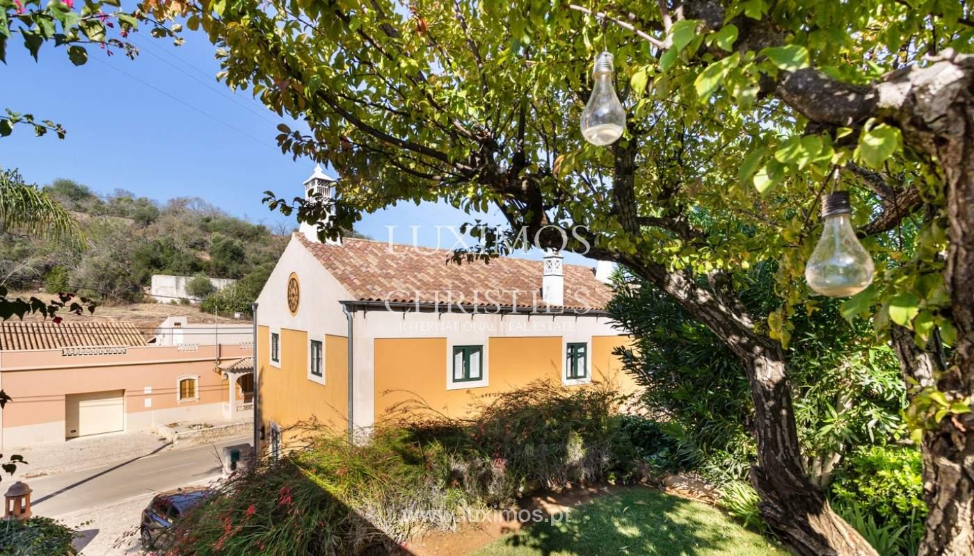 Fantastische Villa mit Garten und Pool und Gebäude für gewerbliche Tätigkeit, Algarve_180334