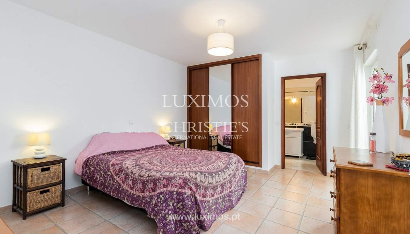 4-Schlafzimmer-Stadthaus mit Meerblick, Praia da Luz, Lagos_180365